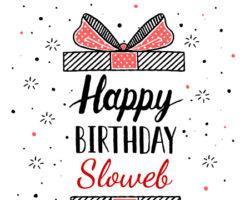 Un anno di Sloweb!