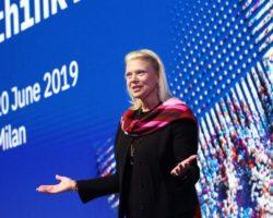 «Spiegare la tecnologia per riconquistare la fiducia»: Rometty inaugura gli Ibm Studios