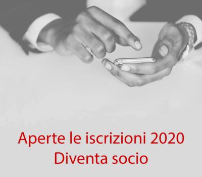 Campagna soci 2020